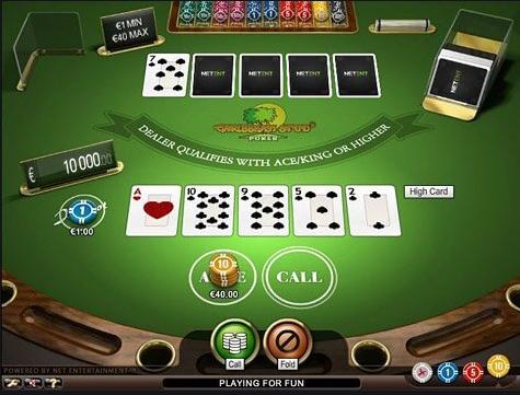 Netent Poker